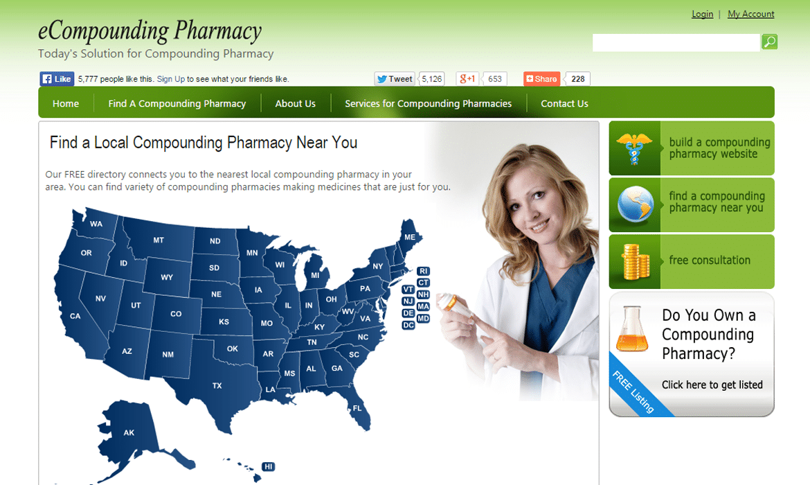 compounding pharmacy directory