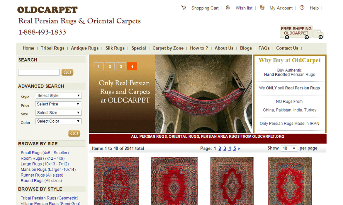 oldcarpet persian rugs