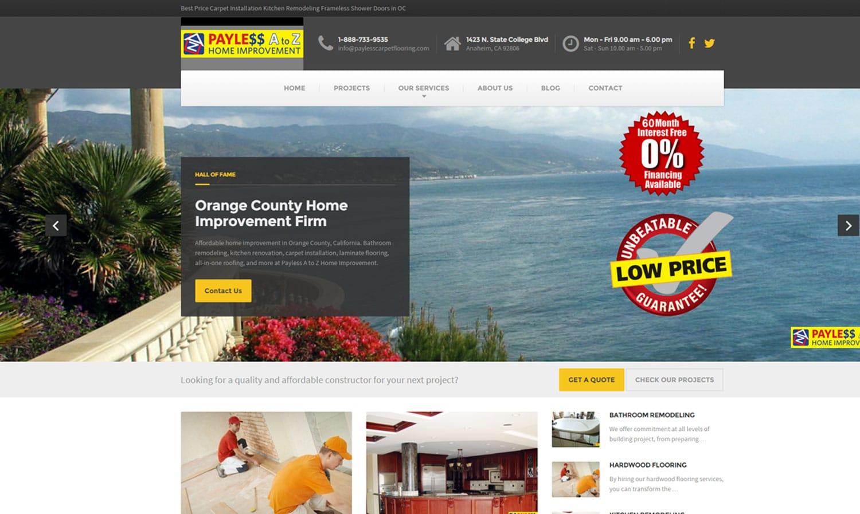 website developer contractor marketing