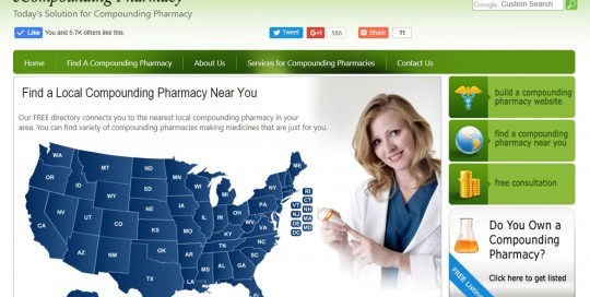 pharmacy website pharmacy marketing