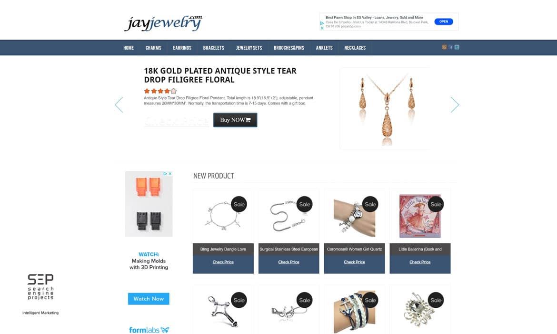 jay jewelry marketing