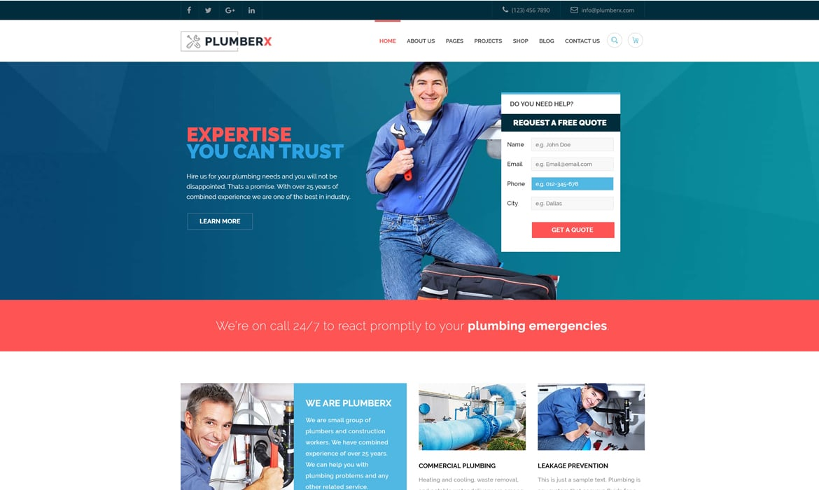 Plumber Marketing Agency