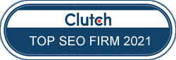 Clutch TOP SEO FIRM 2021